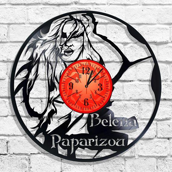 Helena Paparizou singer design wall clock Helena Paparizou