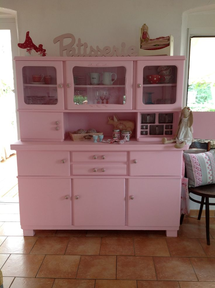 292 best cabinets and dressers images on pinterest retro for Küchenbuffet vintage
