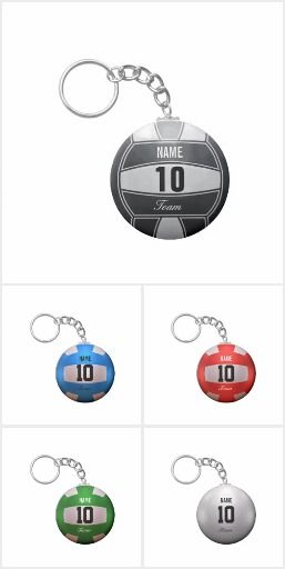 Volleyball Keychain | Would Love To Have One