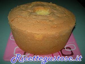 Chiffon cake o ciambellone americano , ricette chiffon cake , ricetta chiffon…