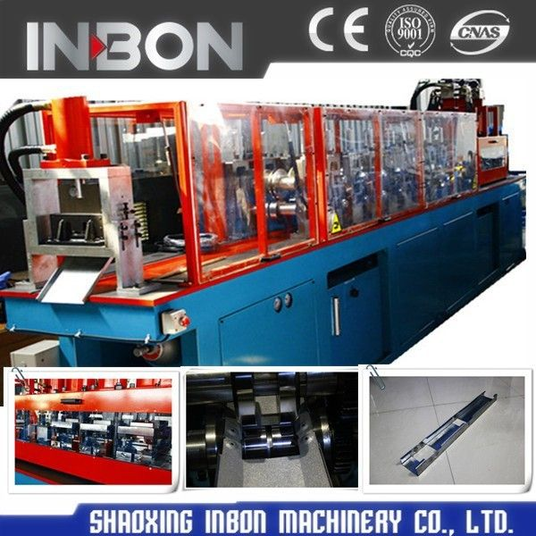 Most popularly #stud and #track #roll #forming #machine is the best choice in the metal industry construction for metal or steel section materials.
