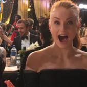 Elle est à l'affiche du blockbuster 'X-Men: Apocalypse' dans lequel elle joue la super-héroïne Jean Grey adolescente. Qui est vraiment Sophie Turner, jeune actrice en vogue propulsée par le succès mondial de 'Game of Thrones' ?