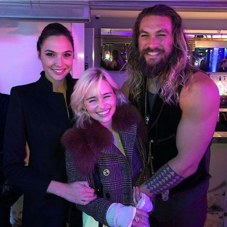 Wonder Woman Khal Drogo/Aquaman and the Mother of Dragons