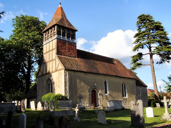 St Swithuns Martyr Worthy