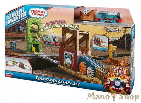 Thomas Track Master Menekülés a szeméttelepről pálya (FBK08)
