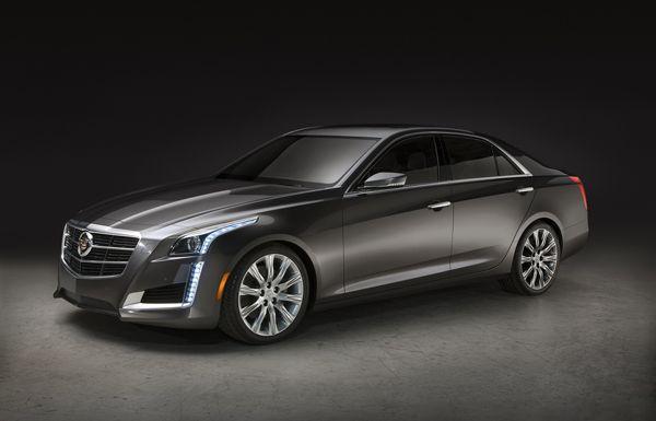 Cadillac CTS 2014 desafía a los mejores del mundo