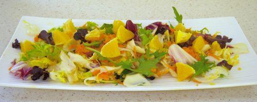 Sugg-r and some Salt: cinco ensaladas de verano con fruta {invitadas} #ponunaensalada