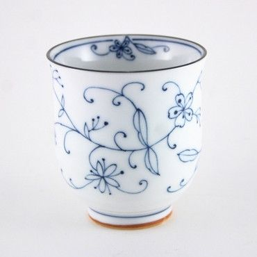 Japanese Mino porcelain teacup 1 – zen tea