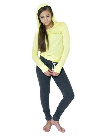 Girls Skinny Jogging Legging #JillYoga