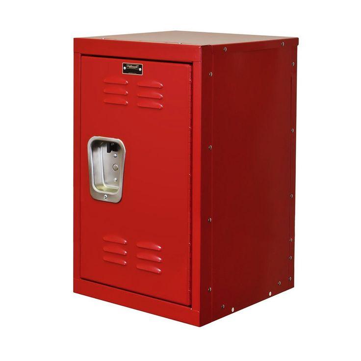Red Adult Storage Locker Small Dotandbo Com Products