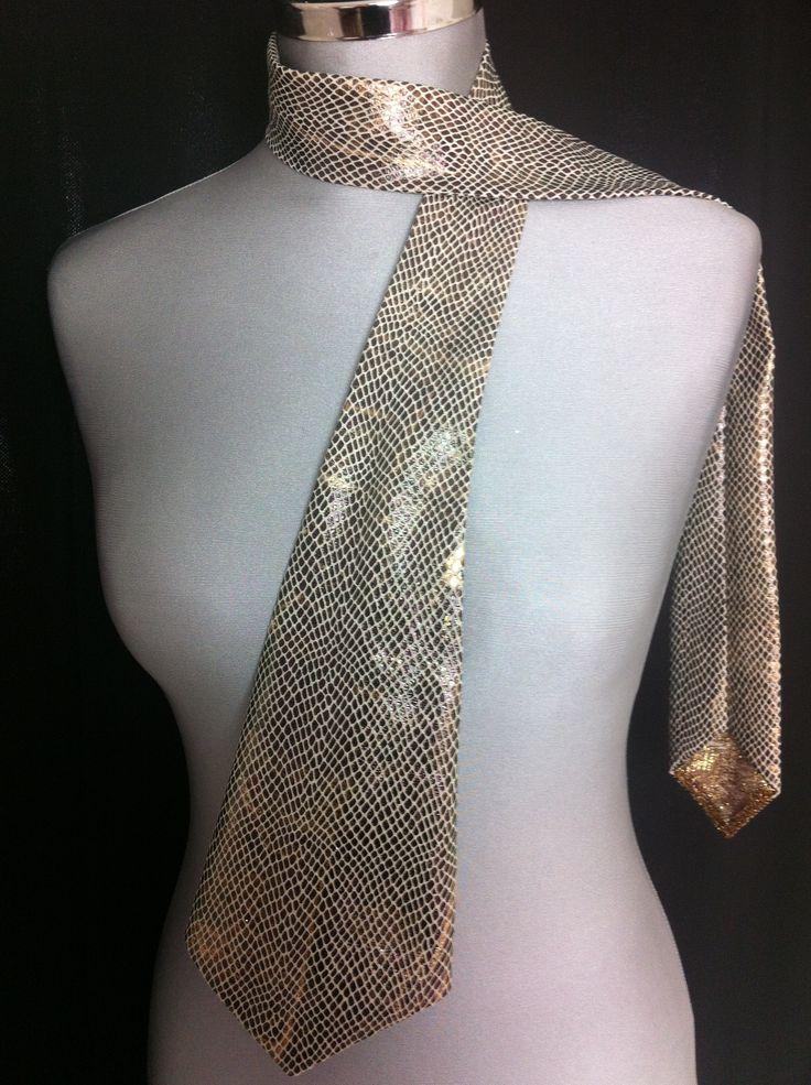 Tie for women