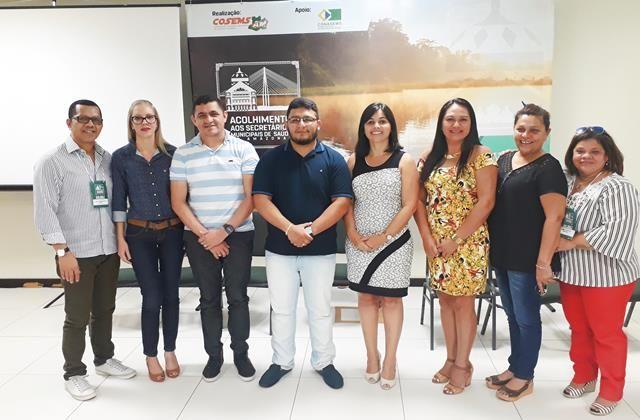 A chapa do atual secretário de Saúde do município de Manaquiri, Januário Neto, foi aclamada pelos gestores presentes no evento durante o Acolhimento aos Secretários Municipais de Saúde do Amazonas, que aconteceu no dia 21, organizado pelo Conselho de Secretários Municipais de Saúde do Amazonas (Cosems-AM). O encontro, realizado no…