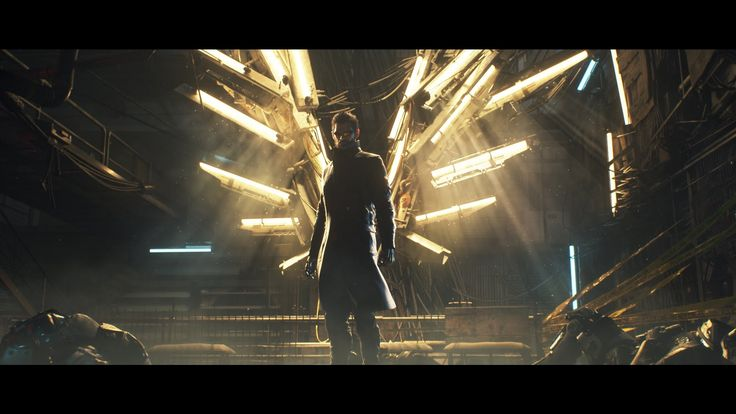 Oh, yes! I just can't ask for more until CYBERPUNK 2077!^ :) Deus Ex: Mankind Divided - Announcement Trailer
