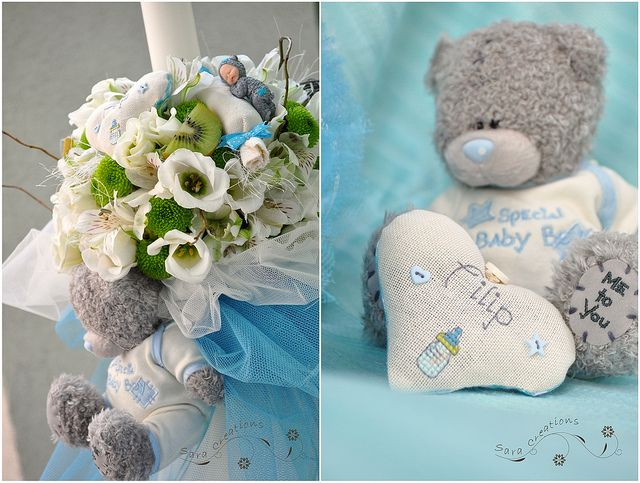 "Lumanare botez - Christening candle "" Me to you "" 