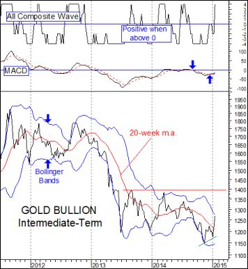 Gold Rally Has Technical and Fundamental Support. | Elliott Wave Analytics