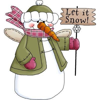Image detail for -Let it Snow \u2026 christmas crafts Pinte\u2026