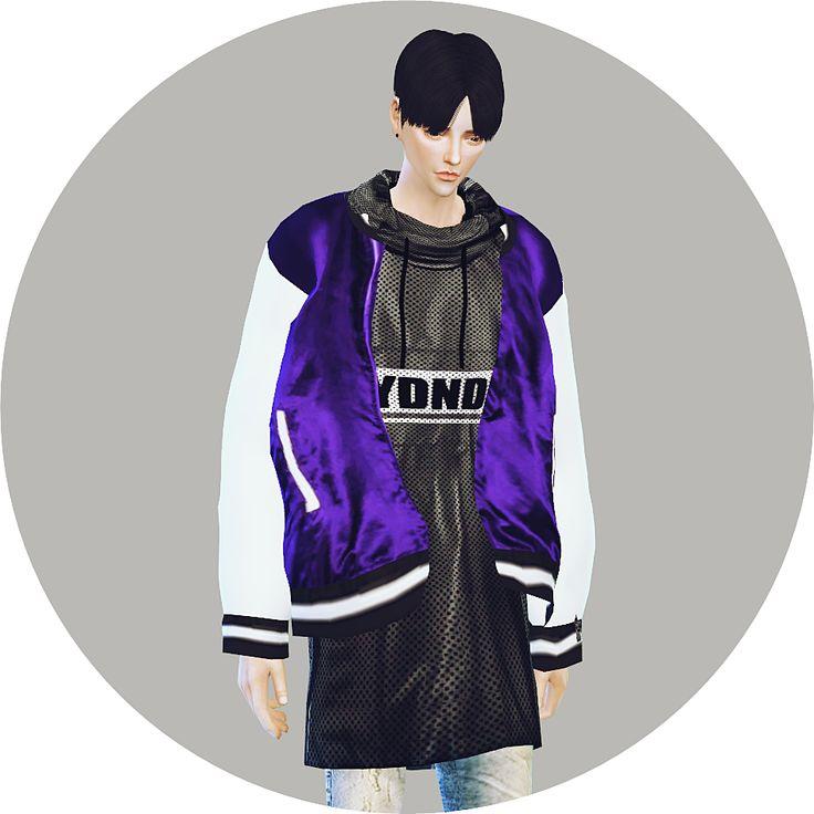 Ruru Acc Shirt - The Sims 4 Download - SimsDomination