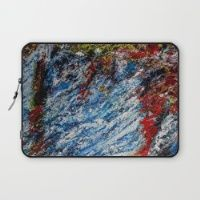 Water Laptop Sleeve Need an incredible new cover for your laptop? Explore natural and created images on Society6.