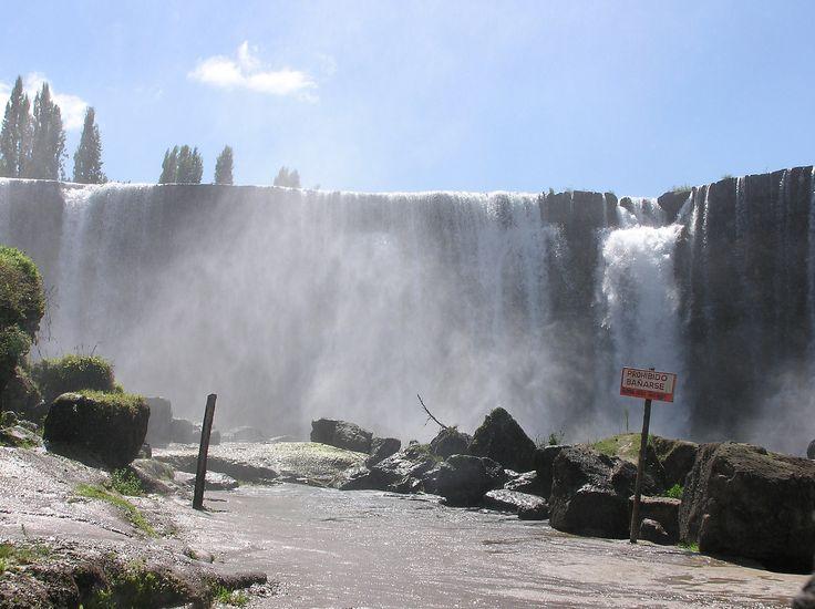 Salto de Laja, Región del Biobio (Chile)