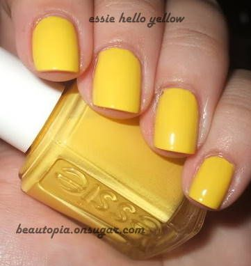 Essie - Hello Yellow