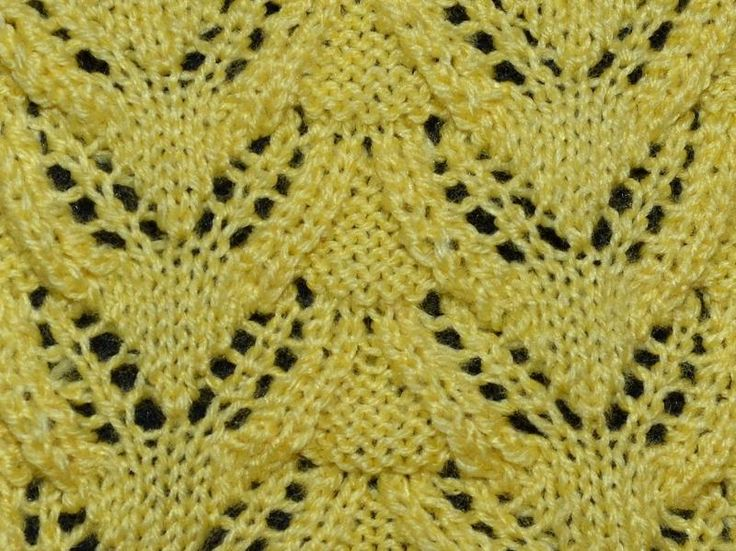 Knitting Stitch Patterns Lace : Best images about lace knitting patterns on pinterest