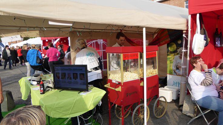 Popcorn @ Levensloop Leuven 2015