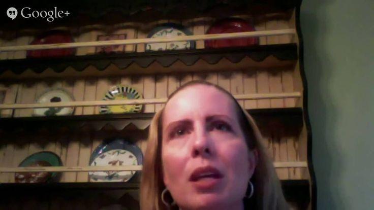 Paula's Soapbox LIVE Martha Byrne Sept 16, 2014 Part 7