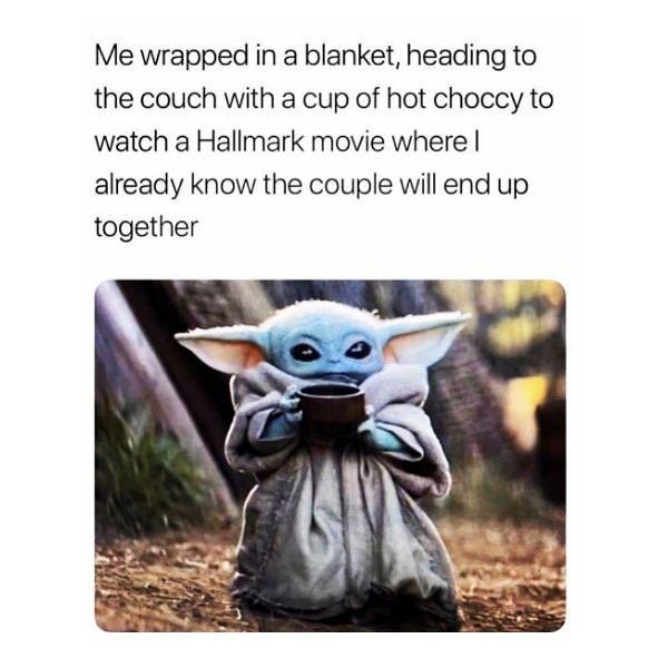 18 Baby Yoda Memes To Make Your Day More Adorable Yoda Meme Cute Memes Yoda Quotes