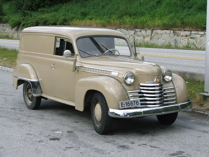 Opel Olympia. 1950 Maintenance/restoration of old/vintage vehicles: the material for new cogs/casters/gears/pads could be cast polyamide which I (Cast polyamide) can produce. My contact: tatjana.alic@windowslive.com