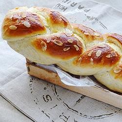 Finnish Pulla - a favorite bread of mine using a teaspoon of cardamom (my favorite spice).