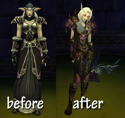 sylvanas windrunner before after places to visit