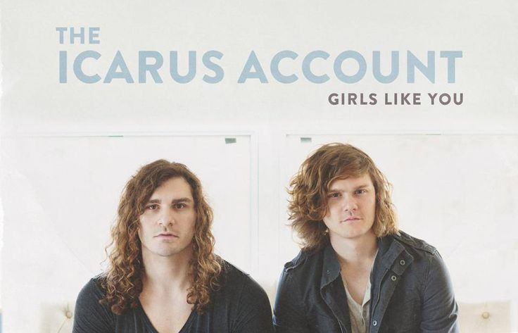 Girls Like You – The Icarus Account EP (Review)