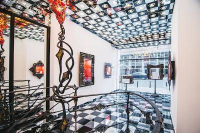 """http://sabion.ro/ro Galeriile Sabion - Romania- The most beautiful shop in the world award - ARE Design Awards from USA. We won this price in front of the other nominees """"Macy's"""", Tiffany's, Apple Store . I'm very proud about my country."""