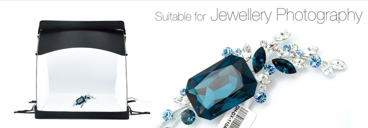 Suitable for jewellery photography