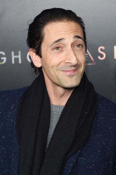 "Adrien Brody Photos - Adrien Brody attends the ""Ghost In The Shell"" premiere hosted by Paramount Pictures & DreamWorks Pictures at AMC Lincoln Square Theater on March 29, 2017 in New York City. - Paramount Pictures & DreamWorks Pictures Host The Premiere Of ""Ghost In The Shell"" - Arrivals"