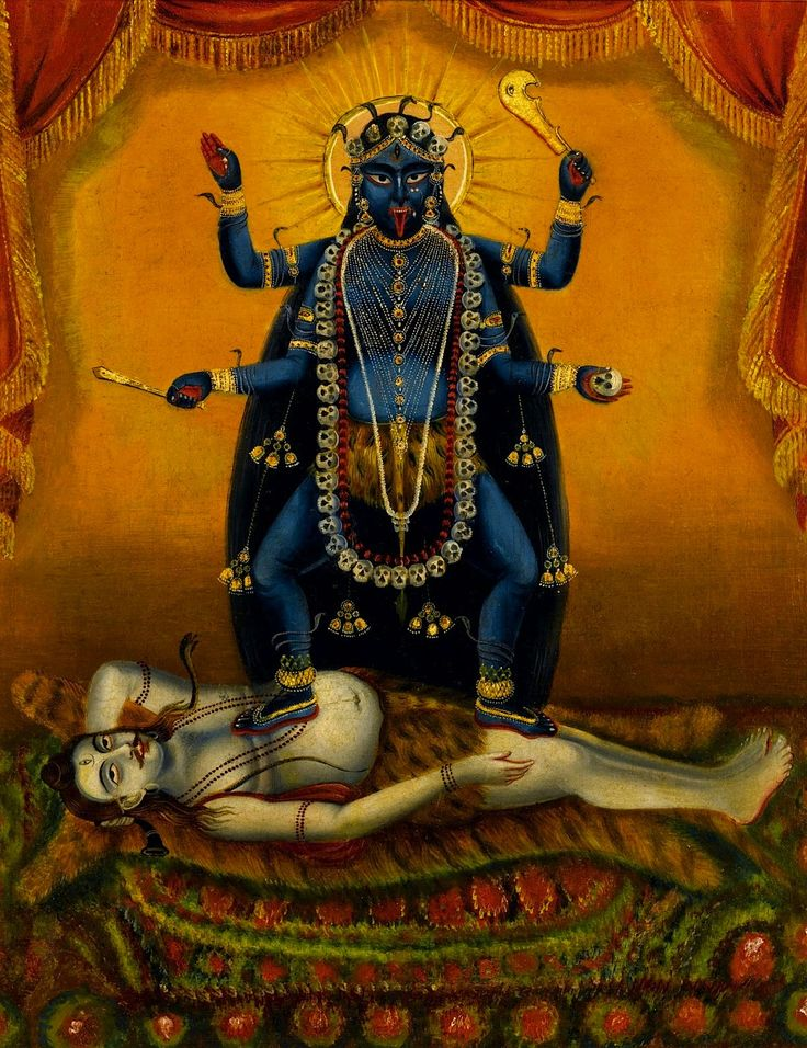 महाकाली Mahakali, great Goddess