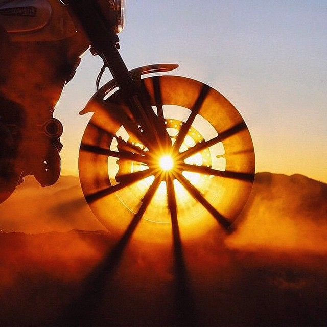 See the light. Build a cafe racer  Photo by @ravivora.  @scramblerducati  @ducati_official  @ducatiusa #Padgram