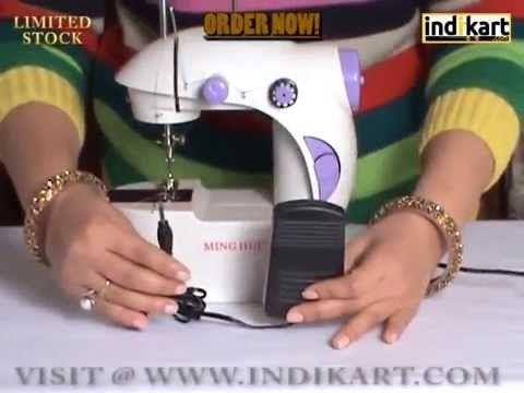 Mini Silai Machine by Indikart