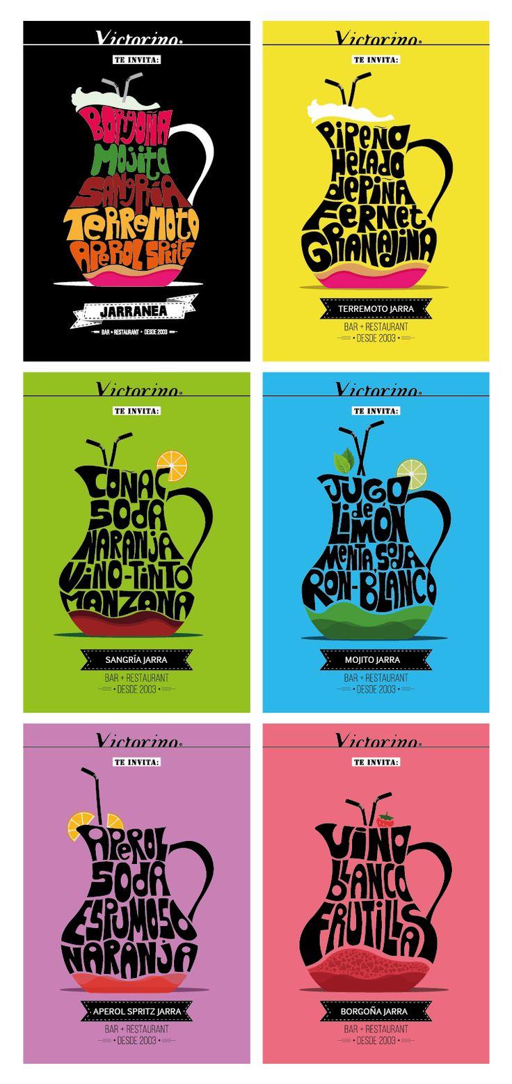 Campaña #VictorinoBar #Publicidad