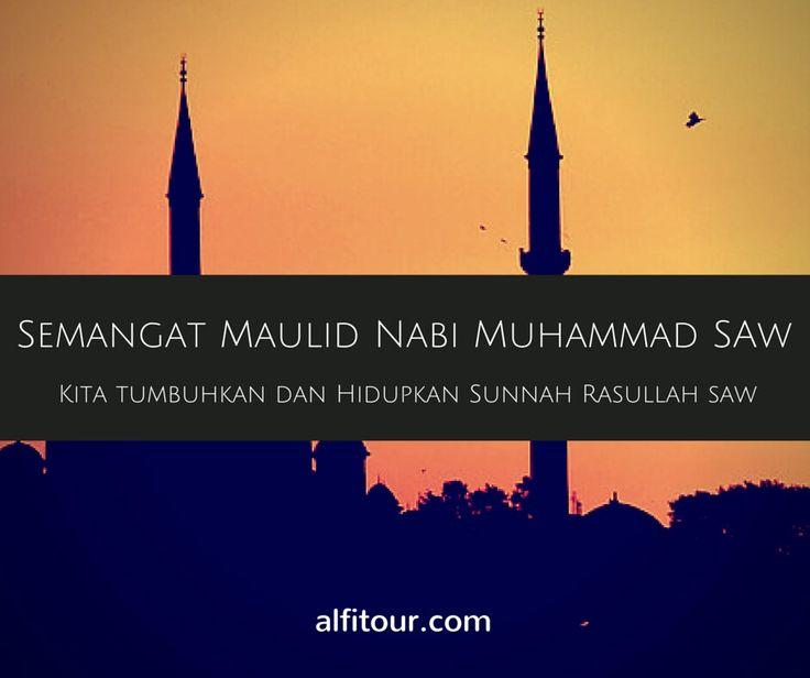 Semangat Maulid Nabi Muhammad SAW - alfitour.com