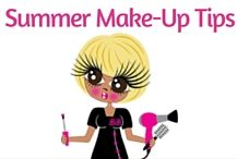 Here is where you will find all of my Summer Make Up Tips....x