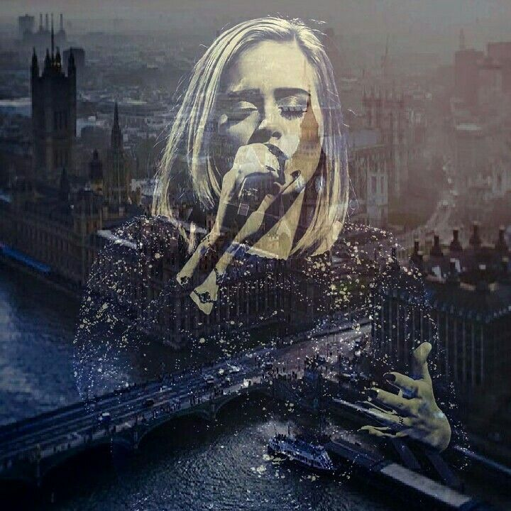 """""""I like it in the city when the air is so thick and opaque I love to see everybody in short skirts, shorts and shades I like it in the city when two worlds collide You get the people and the government Everybody taking different sides"""" - Hometown Glory, #Adele"""