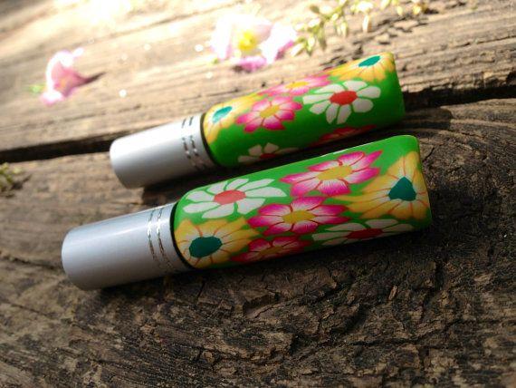 MELON Perfume Spray Organic 10ml  All Natural by planetearthoils, $30.00