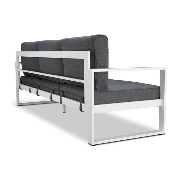 Baltic Patio Sofa With Cushions Mobilier De Jardin Design Mobilier De Salon Meuble Canape
