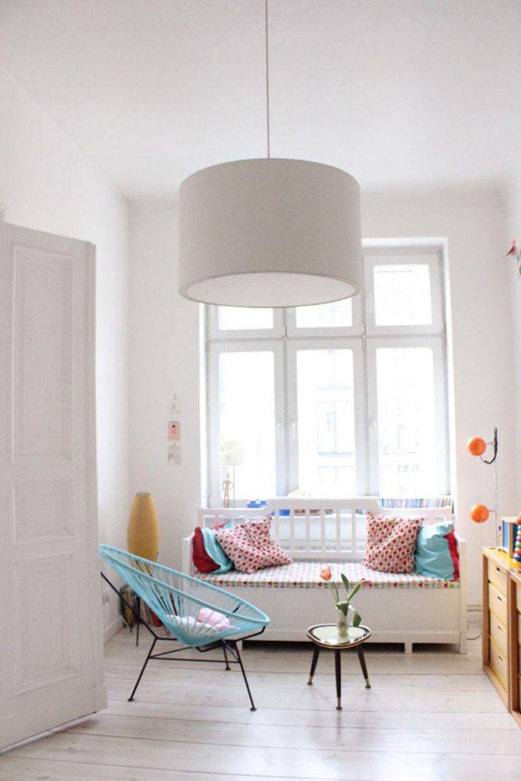 Lovely S e kleine Sitzecke f r das Kinderzimmer