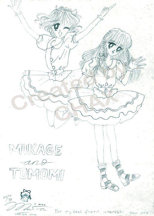 Mikage & Tomomi