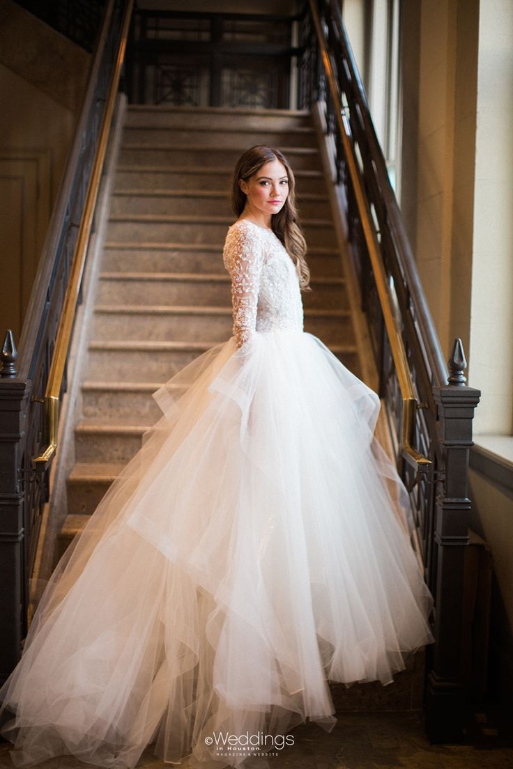 2016 Kenneth Pool Gown from Now & Forever Bridal Boutique   Photo: Civic Photos