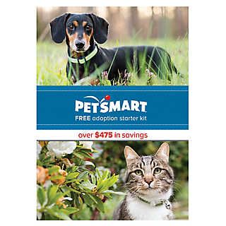 PetSmart Adoption Starter Kit Dog adoption, Pets, Puppy