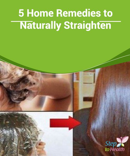 5 Home Remedies to Naturally #Straighten Hair   Conventional #methods can damage hair, so we want to share these 5 home remedies to straighten #hair #naturally. Read our article to learn more.