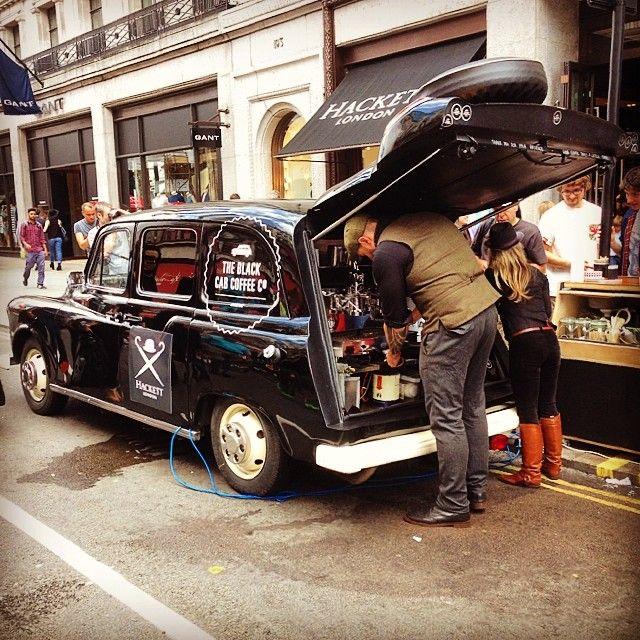 #coffee machine in a #london #taxi! Awesome! Its a #Kooky London >> http://bit.ly/11XgicP #ig_London #igLondon #London_only #UK #England #English #GreatBritain #British #iPhone #quirky #odd #weird #photoftheday #photography #picoftheday #igerslondon #londonpop #lovelondon #timeoutlondon #instalondon #londonslovinit #mylondon #blackcab #Padgram